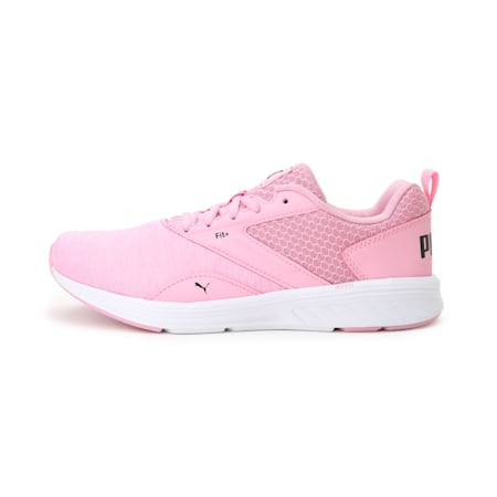 NRGY Comet Kids' Running Shoes, Pale Pink-Puma Black-Puma White, small-IND
