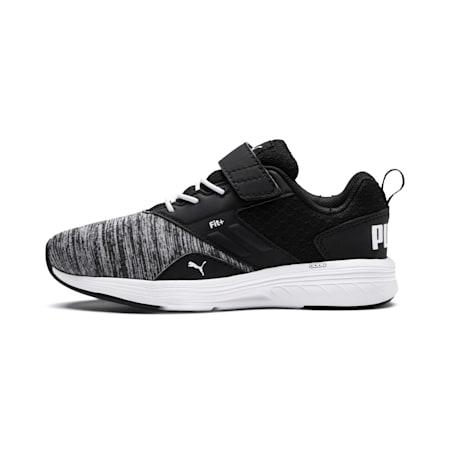 Comet NRGY Little Kids' Shoes, Puma White-Puma Black, small