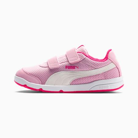 Basket Stepfleex 2 Mesh pour enfant, P Pink-W White-F Purple-Wht, small