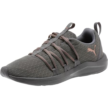 Prowl Alt Knit Mesh Women's Running Shoes, QUIET SHADE-Rose Gold, small