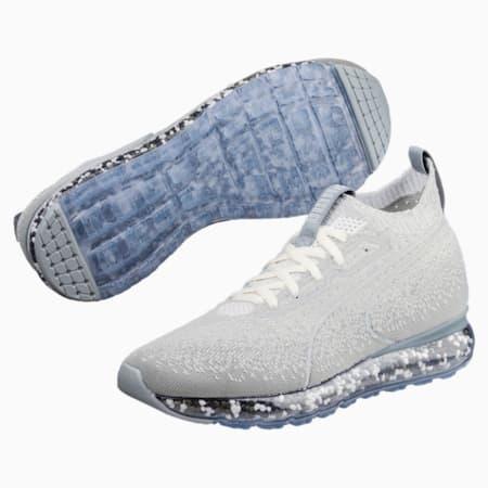 Jamming Women's Running Shoes, Quarry-Whisper White, small-SEA