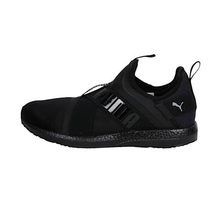 Mega NRGY X Men's Shoes, Puma Black-Quarry, small-IND