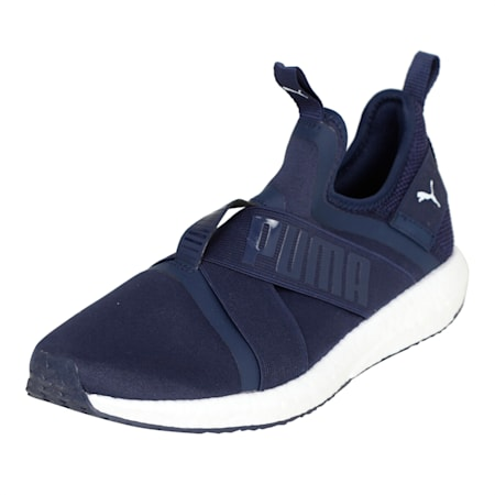 Mega NRGY X Men's Shoes, Peacoat-Puma White, small-IND