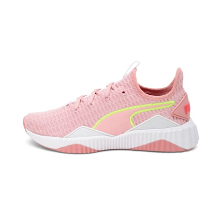 Defy Women's Shoes, Bridal Rose-Puma White, small-IND