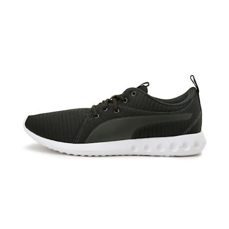 Carson 2 IDP Running Shoes, Forest Night-Castor Gray, small-IND
