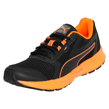 Essential Runner IDP, Puma Black-Shocking Orange, small-IND