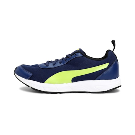 Proton Running Shoe, Blue Depths-Nrgy Yellow, small-IND