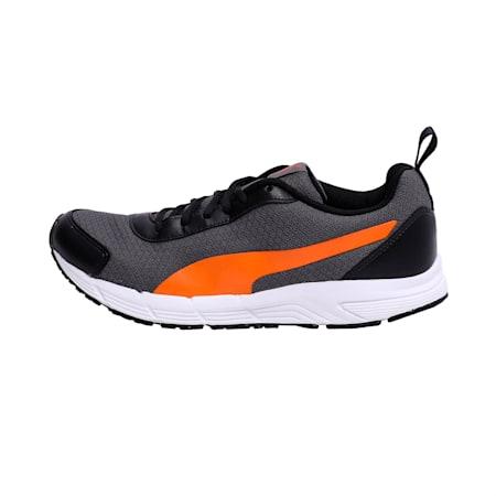 Proton Running Shoe, QUIETSHADE-VibrantOrange-Blk, small-IND