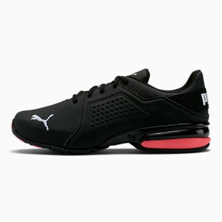 Viz Runner Men's Shoe, Puma Black-Puma White, small-IND