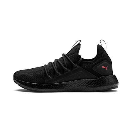 NRGY Neko Men's Running Shoes, Puma Black-Puma Black, small-IND