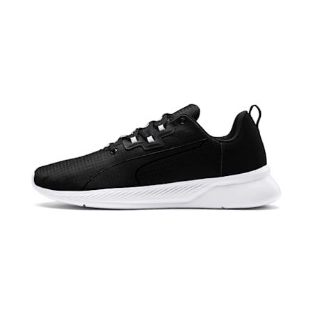 Tishatsu Runner Shoes, Puma Black-Puma White, small-IND