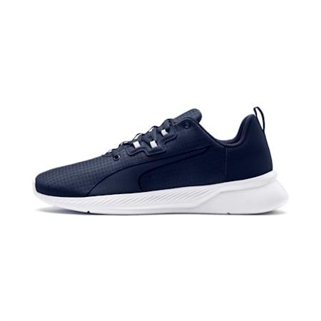 Tishatsu Runner Shoes, Peacoat-Puma White, small-IND