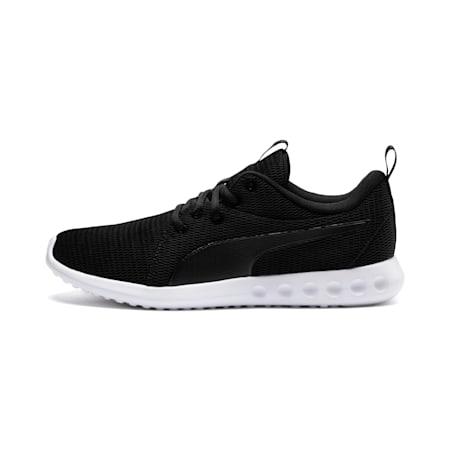 Carson 2 New Core Men's Running Shoes, Puma Black-Puma White, small-IND
