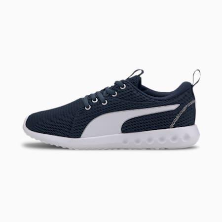 Carson 2 New Core Women's Training Shoes, Drk Dnm-P White-Mtlic Slver, small