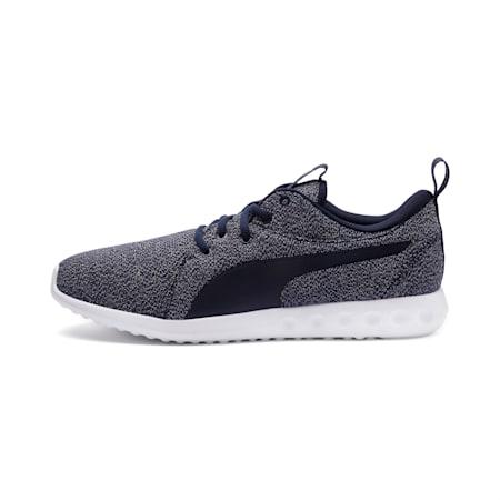 Carson 2 Knit Men's Training Shoes, Peacoat-Puma White, small