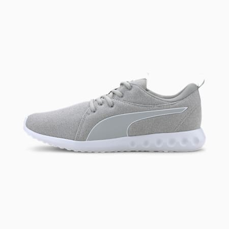 Carson 2 Knit Men's Training Shoes, Puma White-High Rise, small