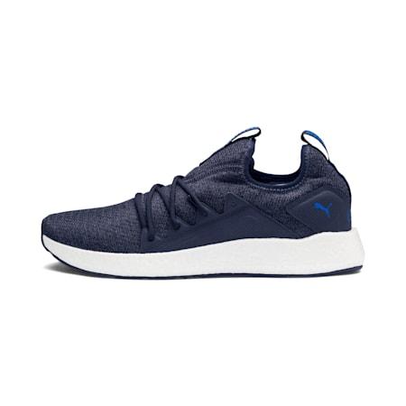 NRGY Neko Knit Men's Running Shoes, Peacoat-Strong Blue, small