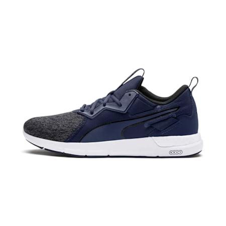 NRGY Dynamo Futuro Men's Running Shoes, Peacoat-Puma Black, small-IND