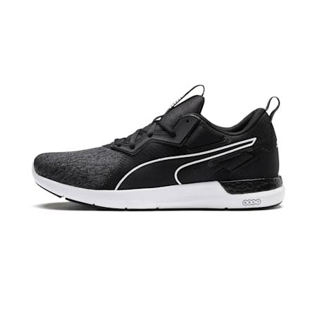 NRGY Dynamo Futuro Men's Running Shoes, Puma Black-Puma White, small-IND