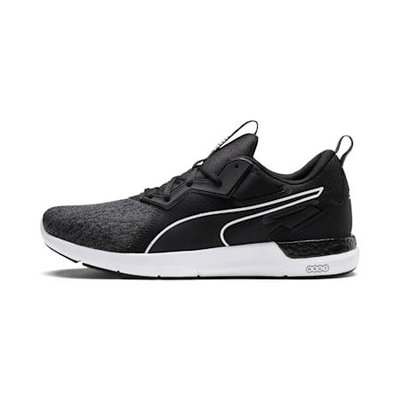 NRGY Dynamo Futuro Men's Running Shoes, Puma Black-Puma White, small