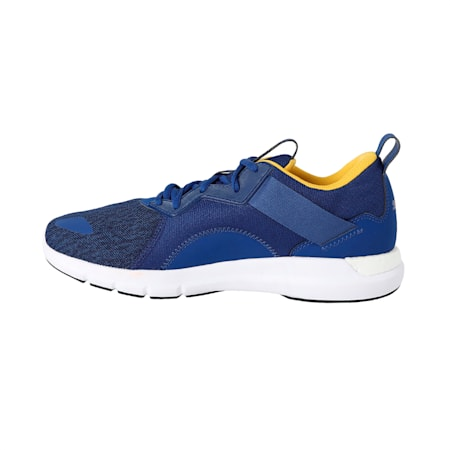 NRGY Dynamo Futuro Men's Running Shoes, Sodalite Blue-Spectra Yellow, small-IND