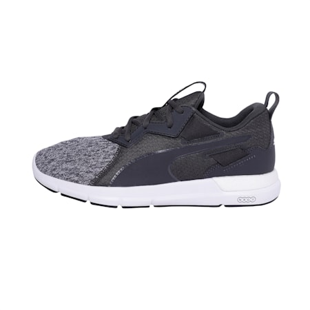NRGY Dynamo Futuro Men's Running Shoes, Asphalt-Puma White, small-IND