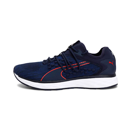 SPEED FUSEFIT Men's Running Shoes, Peacoat-Sodalite Blue, small-IND