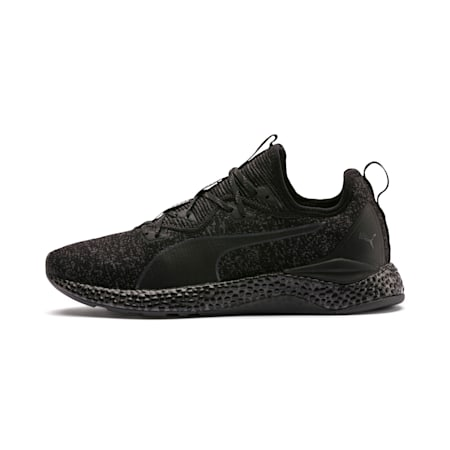 Hybrid Runner Men's Running Shoes, Asphalt-Puma Black, small-IND