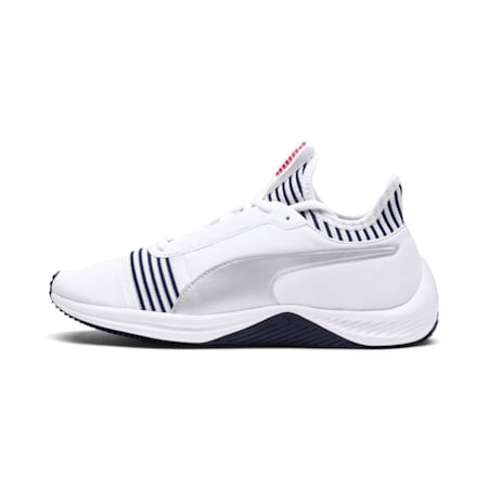 Amp XT Women's Shoes, Puma White-Peacoat, small-IND