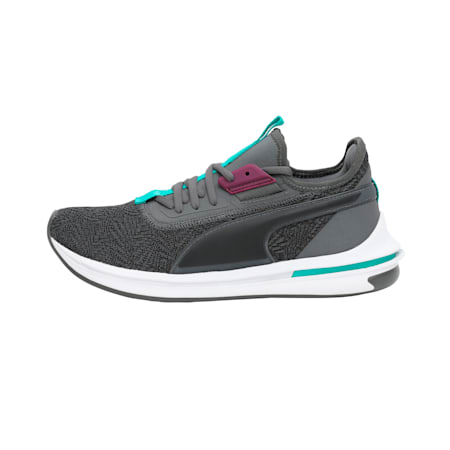 IGNITE Limitless SR-71 Running Shoes, Iron Gate-Spctra Green-Phlox, small-IND