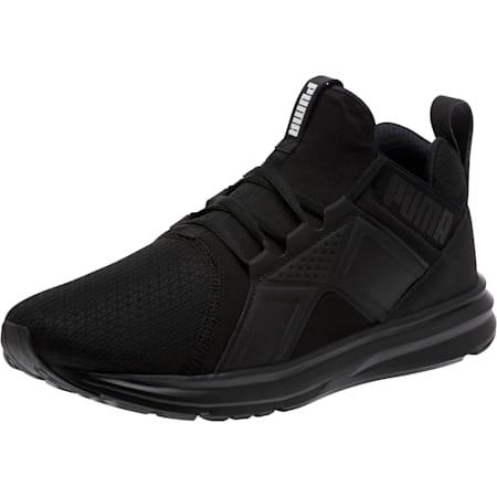 Enzo Wide Men's Training Shoes, Puma Black, small