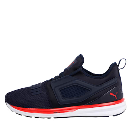 IGNITE Limitless 2 Running Shoes, Peacoat-High Risk Red, small-IND