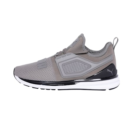 IGNITE Limitless 2 Running Shoes, Charcoal Gray-Puma Black, small-IND