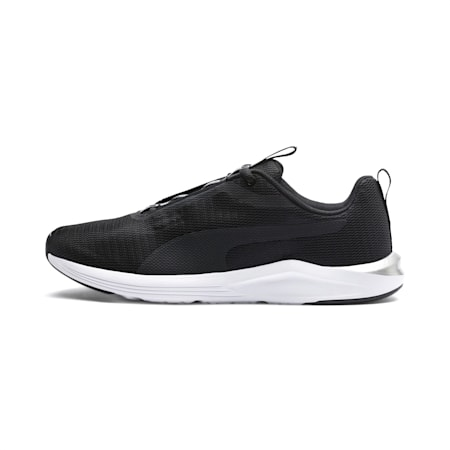 Zapatos de entrenamiento Prowl2 para mujer, Puma Black-Puma White, pequeño