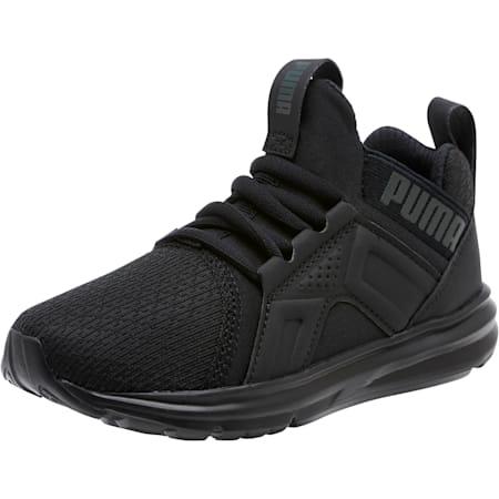 Enzo AC Preschool Sneakers, Puma Black, small