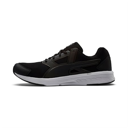 NRGY Driver NM Running Shoes, Puma Black-Puma White, small-IND