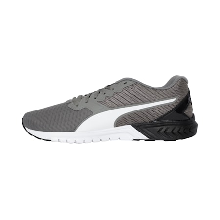 IGNITE Stride Men's Running Shoes, Puma Black-Charcoal Gray, small-IND