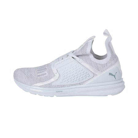 IGNITE Limitless 2 evoKNIT Shoes, Puma White-Quarry, small-IND