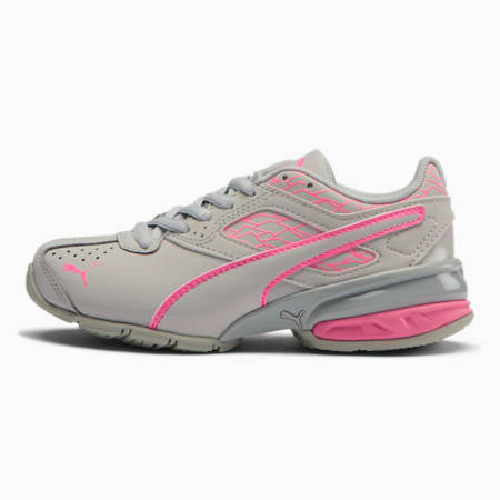 Tazon 6 Fracture AC Little Kids' Shoes, Glacier Gray-Pink Glimmer, small