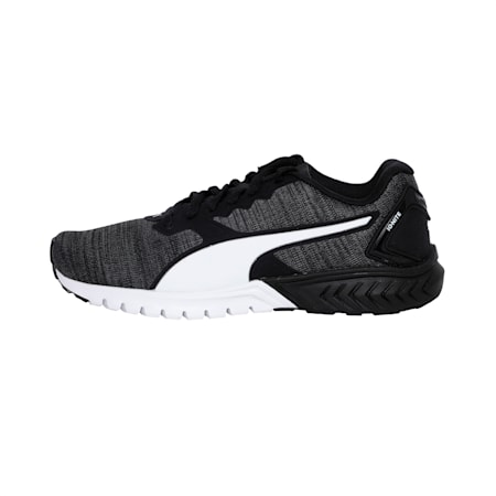 IGNITE Dual NM Women's Running Shoes, Puma Black-Puma White, small-IND