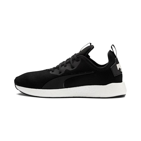 NRGY Neko Men's Running Shoes, Puma Black-Puma White, small-IND
