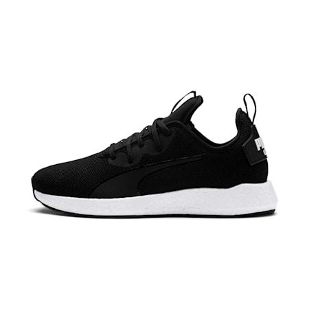 NRGY Neko Sport Women's Running Shoes, Puma Black-Puma White, small-IND