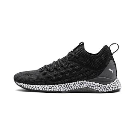 Hybrid Runner FUSEFIT Men's Running Shoes, Puma Black-Puma White, small-IND