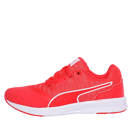 NRGY Resurge Running Shoes, Hibiscus -Puma White, small-IND