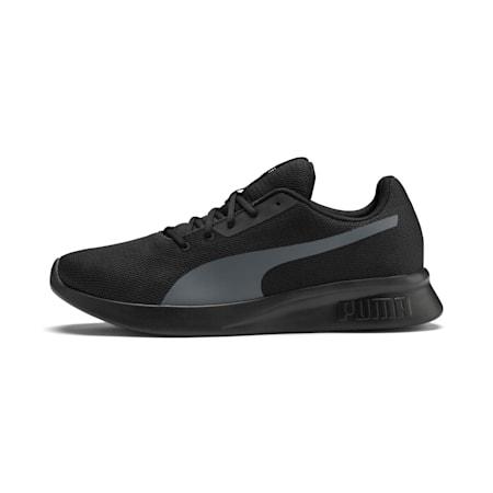 Modern Runner Sneakers, Puma Black-Iron Gate, small-IND