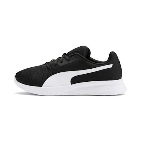 Modern Runner Sneakers, Puma Black-Puma White, small-IND
