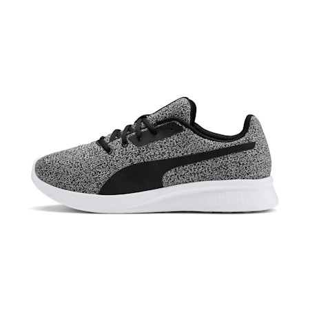 Modern Runner Sneakers, Gray Violet-Puma Black, small-IND