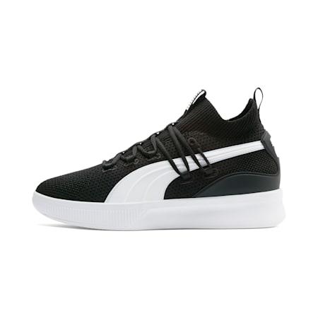 Buty do koszykówki Clyde Court, Puma Black, small