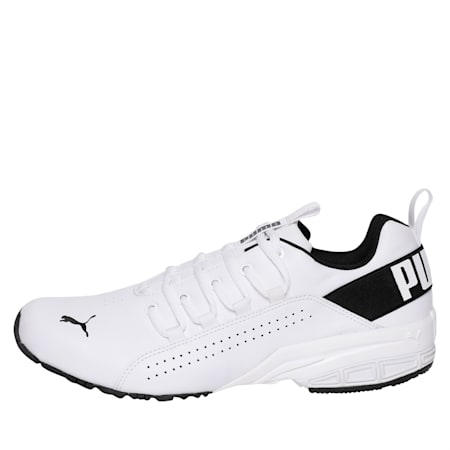 Hexa Dot IDP, Puma White-Puma Black, small-IND