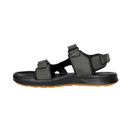 Stance v4 IDP Sandals, Forest Night-Buckthorn Brown, small-IND